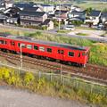 写真: 米子行列車 H30,5,26