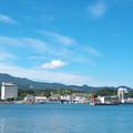 写真: 西郷港 H30,7,9
