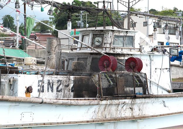 イカ釣りの厳しさ H30,9,18