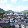 Photos: 港の風景(12) 港町の家並 H30,10,29