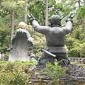 Photos: 出雲大社(4)大国主命モニュメント(1)