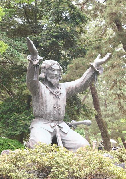 出雲大社(6)大国主命モニュメント(3)