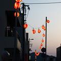 Photos: 夏まつり(15) 夕ぐれ