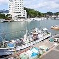 Photos: 港の風景(35) 八尾川河口風景