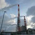 写真: 2月23日(金)の煙突