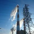 写真: 2月26日(月)の煙突