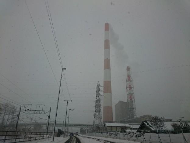 3月2日(金)の煙突