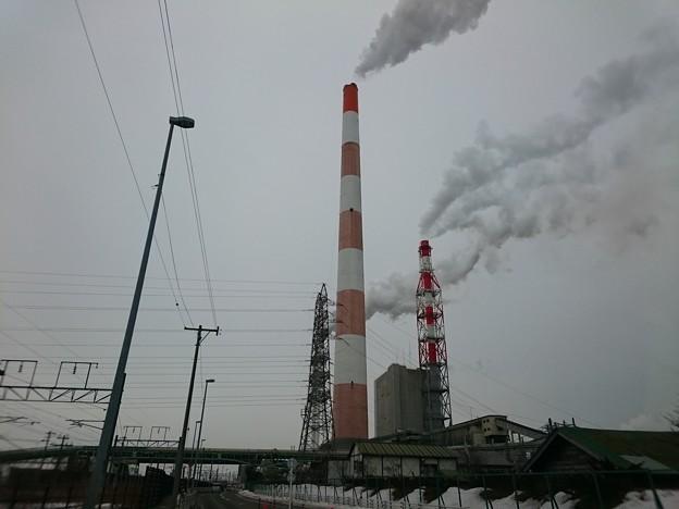 3月5日(月)の煙突