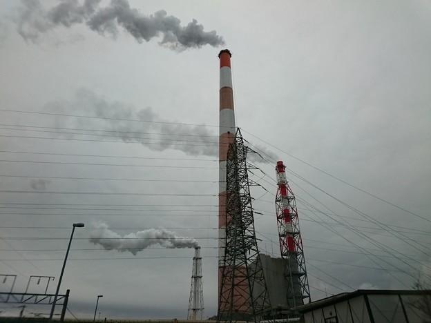 3月13日(火)の煙突