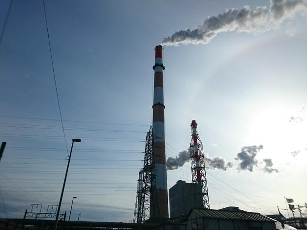 3月23日(金)の煙突