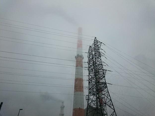 写真: 6月21日(木)の煙突