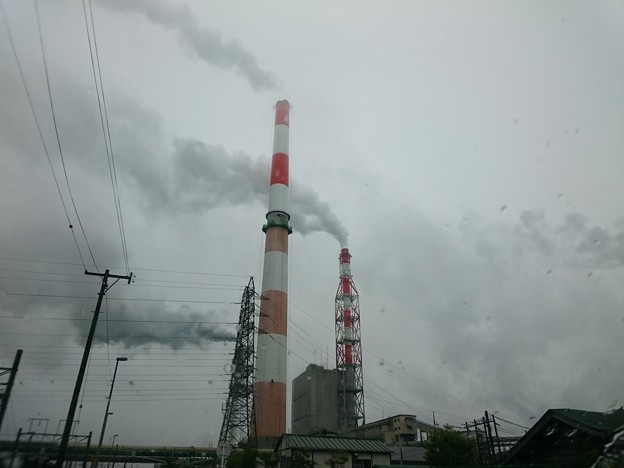 6月29日(金)の煙突1
