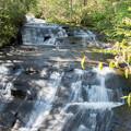 写真: ラルマナイの滝