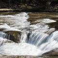 写真: 白扇の滝1