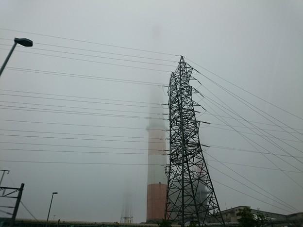 7月13日(金)の煙突