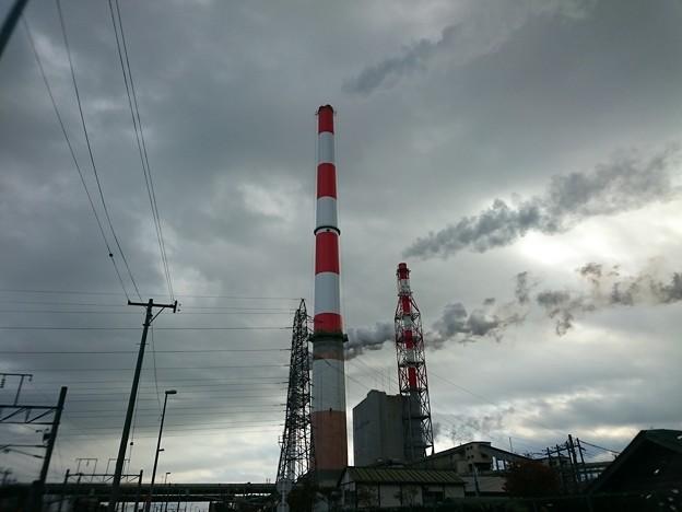 10月9日(火)の煙突