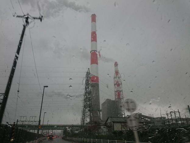 10月24日(水)の煙突