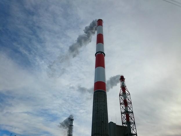 10月31日(水)の煙突