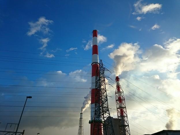 11月29日(木)の煙突