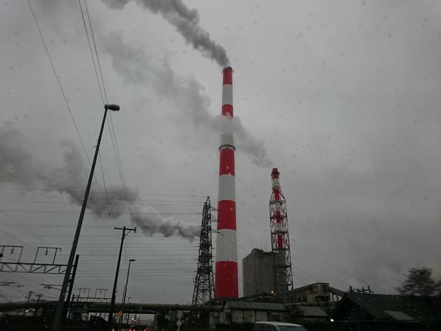 12月4日(火)の煙突