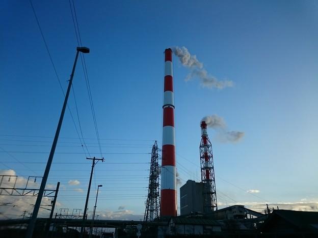 12月5日(水)の煙突