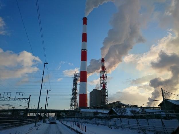 12月10日(月)の煙突