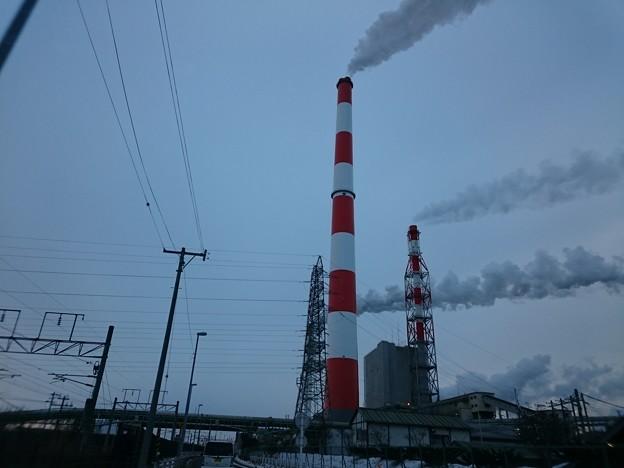 12月12日(水)の煙突