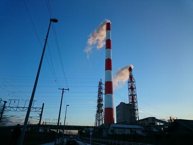 12月19日(水)の煙突