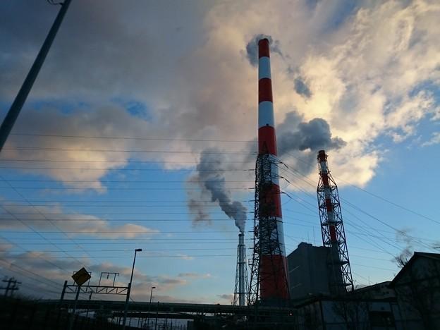 12月25日(火)の煙突