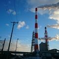 1月9日(水)の煙突