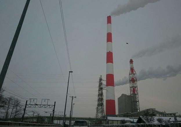 1月11日(金)の煙突