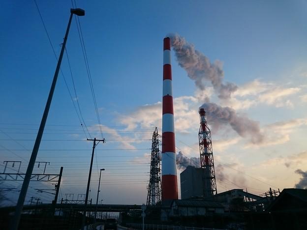 1月16日(水)の煙突