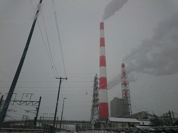 2月6日(水)の煙突