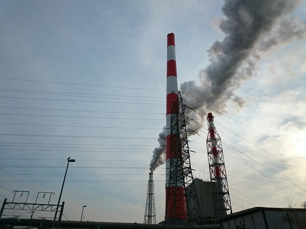 3月13日(水)の煙突