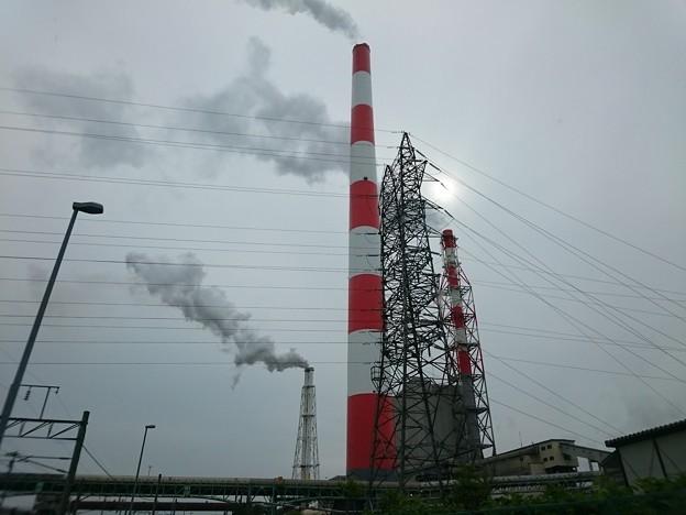 5月31日(金)の煙突
