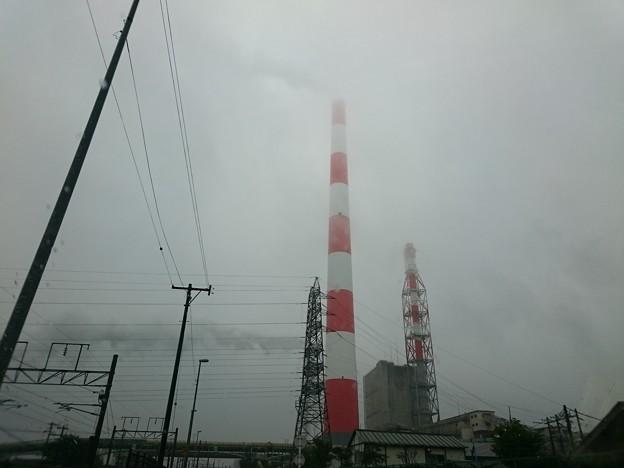 Photos: 8月12日(月)の煙突