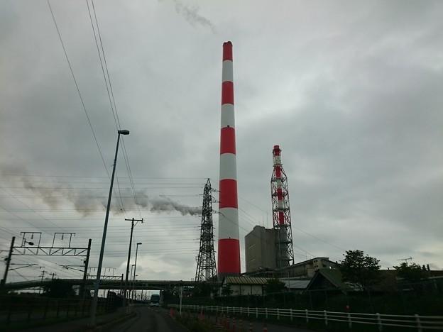 Photos: 8月22日(木)の煙突