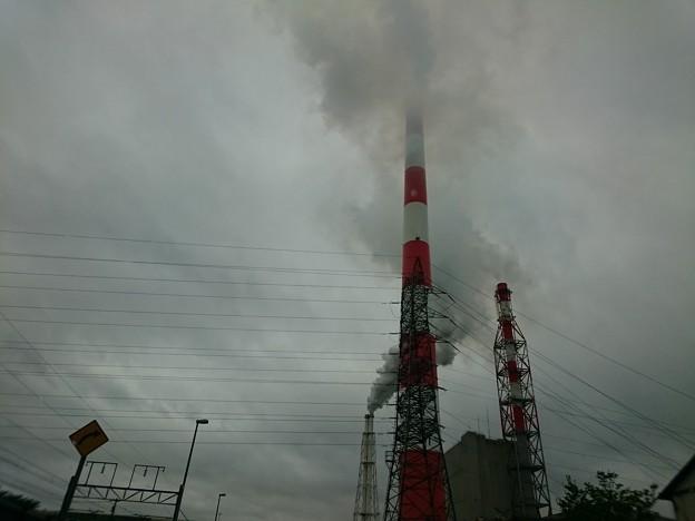 Photos: 8月23日(金)の煙突