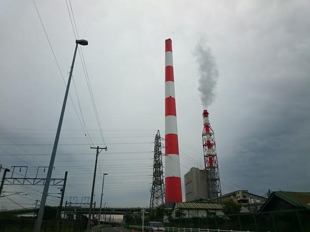 9月18日(水)の煙突