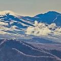 大雪山旭岳の夜明け
