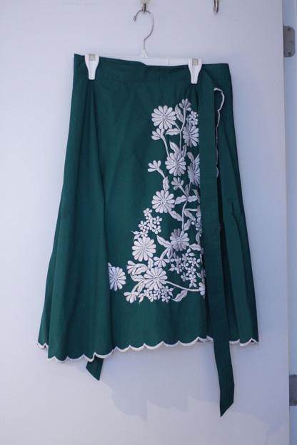 (16)$12 巻きスカート