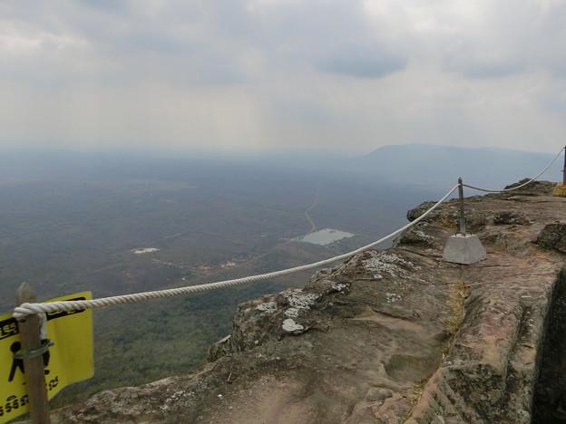 0910山岳寺院『プレア・ヴィヘア』遺跡1