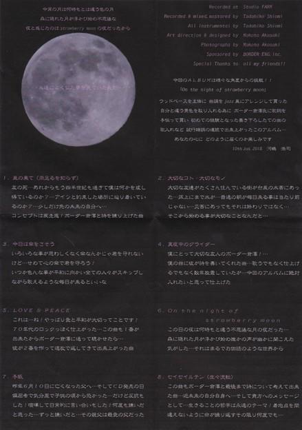 河嶋浩司-On the night of Strawberry Moon-5