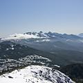 写真: 台風一過の南八ヶ岳