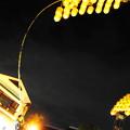 関東で竿灯