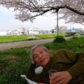 Photos: 心地よい風に