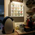 写真: コーヒーコーナー