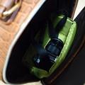 写真: バックパックにぴったりだったカメラ用インナーバッグ