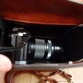 写真: SIMPS(シンプス)のカメラバッグ
