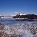 Photos: 凍結した摩周湖